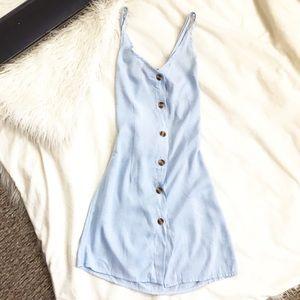 Dresses & Skirts - Button Dress